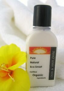 CLOSE LARGE/ OPEN PORES/ REDUCE REDNESS~Natural Light Lemongrass Cream~Sample