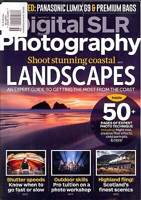 Digital SLR Photography March 2018 Shoot Stunning Coastal Landscapes