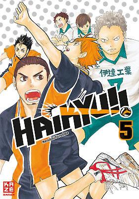 Haikyu!! 5 - Deutsch - KAZE - Manga - NEUWARE