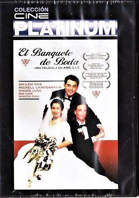cine platinum: EL BANQUETE DE BODA de Ang Lee. Tarifa plana envío...