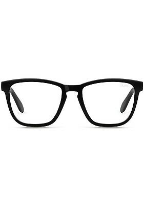 NEW QUAY AUSTRALIA Blue Light Hardwire Glasses in Black - (Glasses Sale Australia)