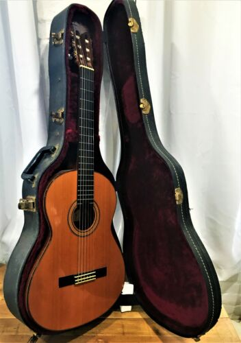 ALVAREZ KASUO YAIRI 1987 C130 CLASSICAL GUITAR IMMACULATE GORGEOUS with Case