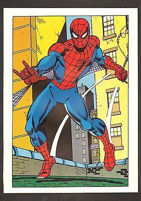 Primo   Spider Man Vintage Poster 1978 Romita Sr Classic Marvel Movie Comics