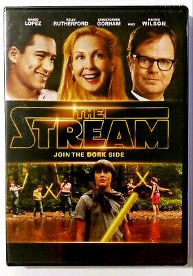 The Stream Join The Dork Side [DVD 2014] dark star wars kids teen movie 80's NEW