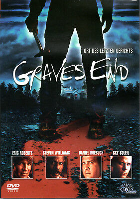 Graves End , 100% uncut , DVD Region2 , new and sealed , Eric Roberts - Halloween 2 Movie Ending