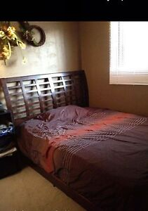 Furnished room 119 st 138 Ave no emails please