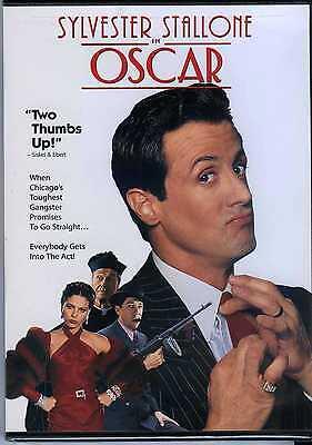 Oscar  Dvd  2003  Sylvester Stallone Brand New