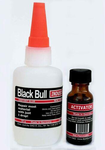 All purpose German glue Kit3A (50g Glue+ACTIVATOR).