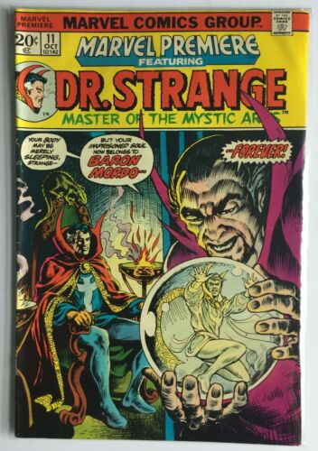 Marvel Premiere #11 (Oct 1973, Marvel)