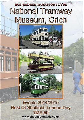 National Tramway Museum, Crich, Events 2014/5 DVD
