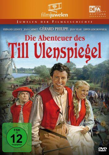 Die Abenteuer des Till Ulenspiegel - Gerard Philipe - DEFA Filmjuwelen [DVD]