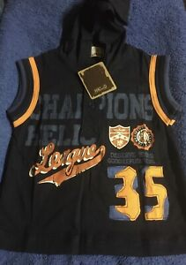 BRAND NEW - NEVER WORN - STILL IN PACKETS -  Boys Hoodie Singlets Shepparton Shepparton City Preview