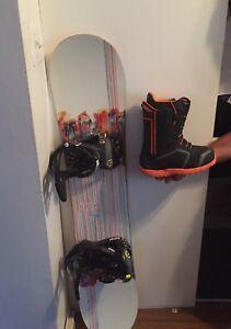 Snowboard Burton Feel good smalls flying V 130cm