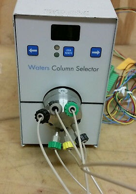 Waters Column Selector Rheodyne Ev501-100-wa