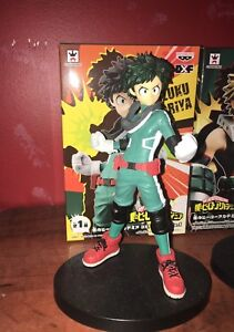 My Hero Academia Banpresto DXF Deku Figure
