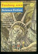 Fantasy and Science Fiction Magazine