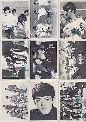 NEW CARDS ADDED 1964 Topps BEATLES PICK ONE/MULTIPLE CARDS NICE NO CREASES