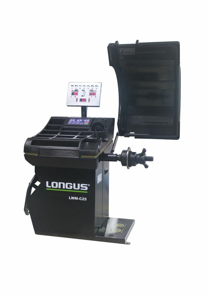 Radauswuchtmaschine Longus LWM-C25 in Köln