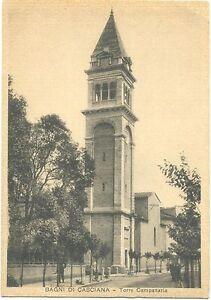 caricamento dellimmagine in corso bagni di casciana torre campanaria pisa 1936