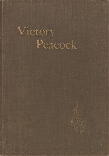 """1919 """"Victory Peacock"""" - Upper Iowa University Yearbook - Fayette, Iowa"""