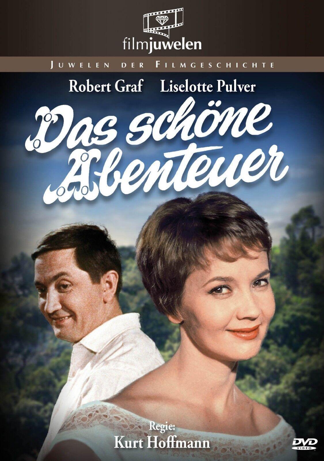 Das schöne Abenteuer (1959) - Liselotte Pulver - Kurt Hoffmann - Filmjuwelen DVD