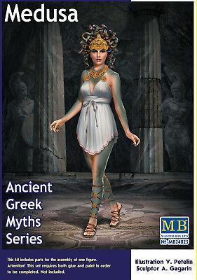 24025 Master Box Medusa - Ancient Greek Myths Series 1:24 neu 2018