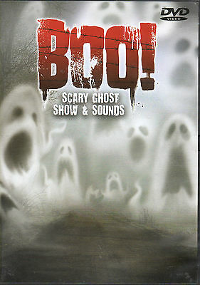 BOO! SCARY GHOST SHOW & SOUNDS - SCARY SIGHTS & SPOOKY SOUNDS: VIRTUAL HALLOWEEN ()