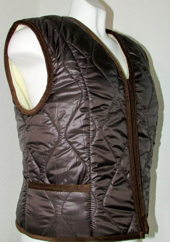 Ladies Gilet, Wool Vest, Traditional Costume Waistcoat, Cashmere, Quilted Made