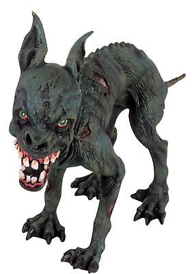 HALLOWEEN ZOMBIE DOG CEMETARY  PROP HAUNTED HOUSE-12 INCHES - Halloween Cemetary