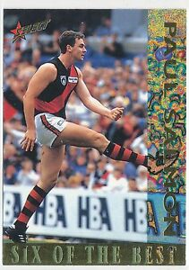 1995-Select-Paul-Salmon-Six-of-the-Best-Essendon