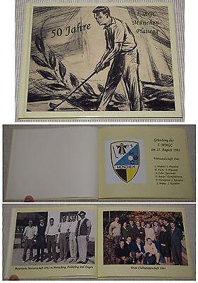 Festschrift 50 Jahre 1. BGC Bahnengolf-Club München - Planegg 1961 - 2011