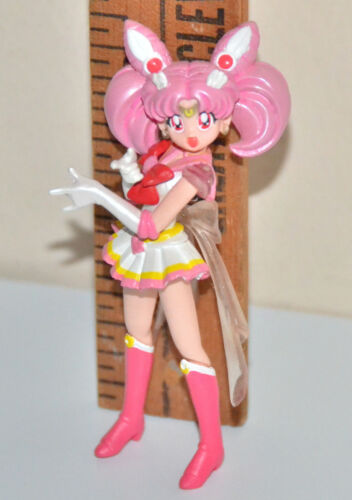 Super Chibiusa Chibimoon gashapon figure Sailor Moon World figure vintage Bandai