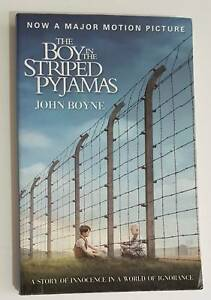 FREE - The boy in the striped pyjamas book
