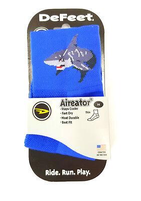 DeFeet AirEator 3in Bee Aware Cycling//Running Socks