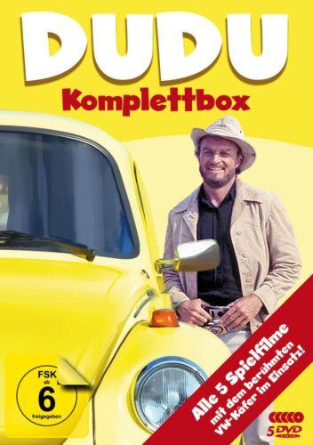 Dudu - Komplettbox - Alle 5 Filme um den Wunder VW-Käfer - Filmjuwelen [5 DVDs]