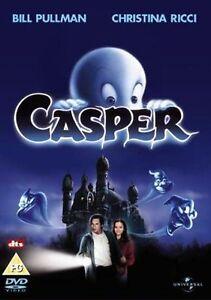 Casper [DVD] [1995] Bill Pullman, Christina Ricci, Brad Silberling New Sealed