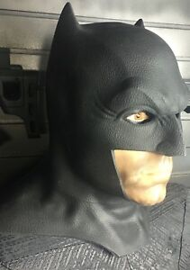 Batman cowl, Mask prop replica costume cosplay Dawn of Justice!