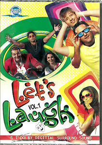 Lets-LAUGH-VOL-1-Bollywood-Hit-45-Song-DVD