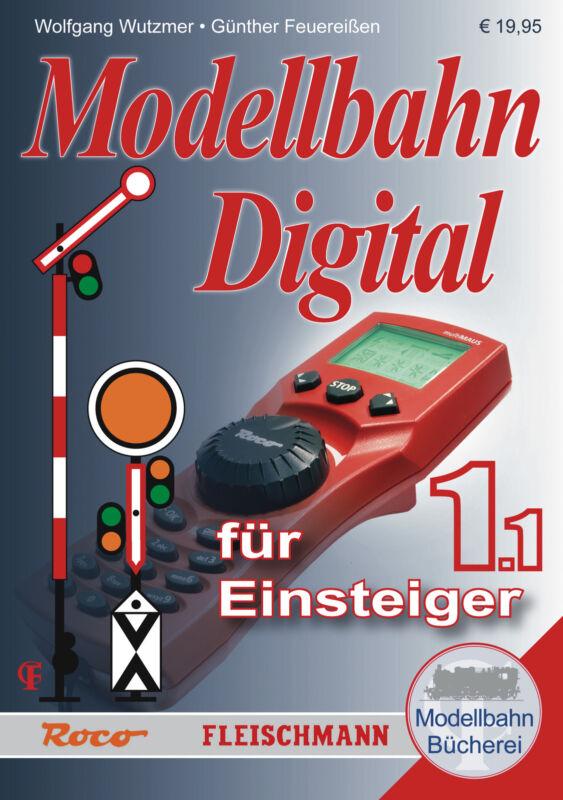 Roco 81385 Modellbahn-Handbuch: Digital for Beginners, Band 1.1