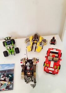 Lego Sets (Sold as bundle) Dernancourt Tea Tree Gully Area Preview