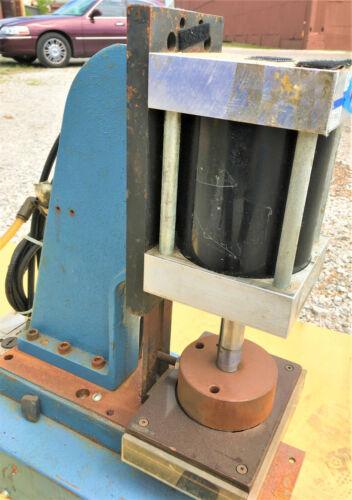 Arbor Press, Pneumatic,  3/4 Ton, A-3160-OT, JM&T Jamesville Manufacturing