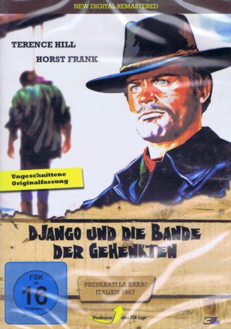DVD NEU/OVP - Django und die Bande der Gehenkten - Terence Hill & Horst Frank