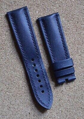 Blancpain Dark Blue Kevlar 23mm 23/20 Strap Band For Fifty Fathoms