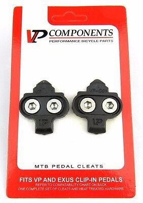 Juego de Calas de Carretera compatible con Pedales Automaticos SPD Shimano 3016