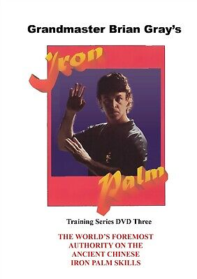 Kung Fu Iron Palm Training #3 Wave & Whip Advanced Breaking DVD GM Brian Gray