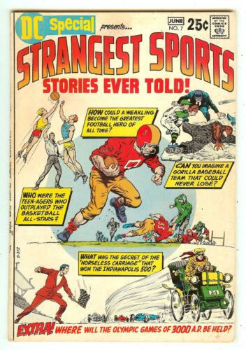DC Special 7   Strangest Sports