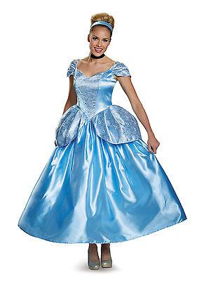 Adult Cinderella Costume Prestige Disney Princess Cinderella Dress SALE 88927