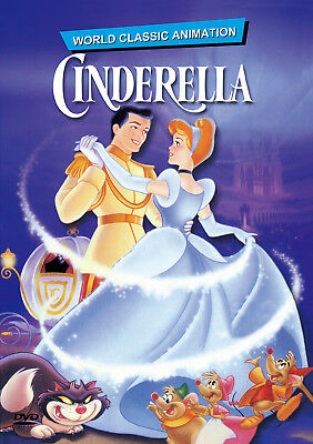 Cinderella  1950   Dvd  New Sealed