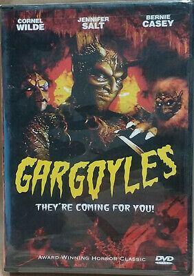 Gargoyles (DVD, 2011) CHAPTERS INSIDE / RARE