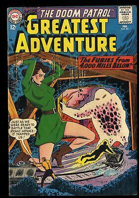 My Greatest Adventure #85 VG/FN 5.0